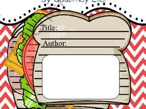 Creative book reports for 6th graders